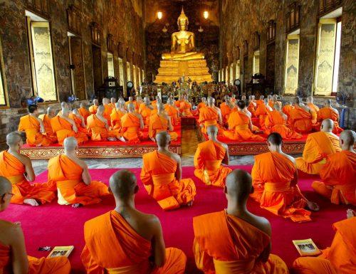 Rituale nel buddismo