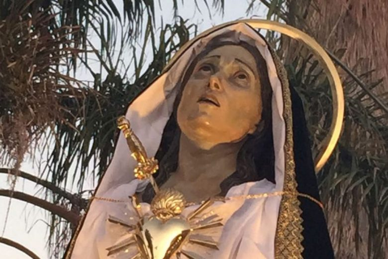 Our Lady of Sorrows and devotion to the seven pains