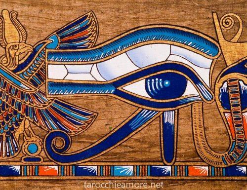 Occhio di Horus: un antico simbolo egizio