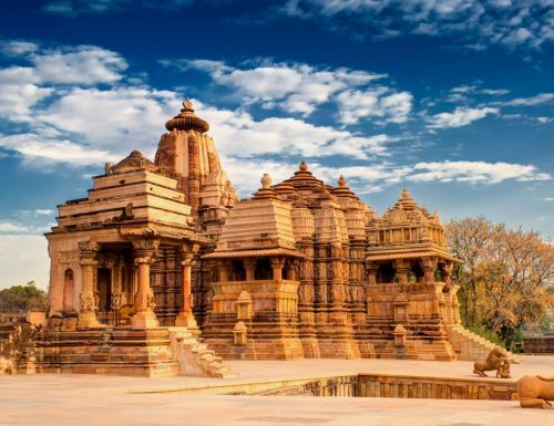 Una storia di templi indù