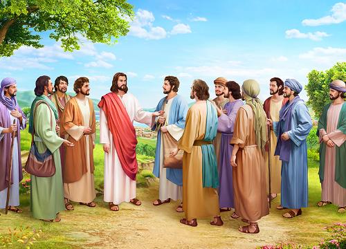 Mondo Religione: Conosci i 12 discepoli di Gesù Cristo