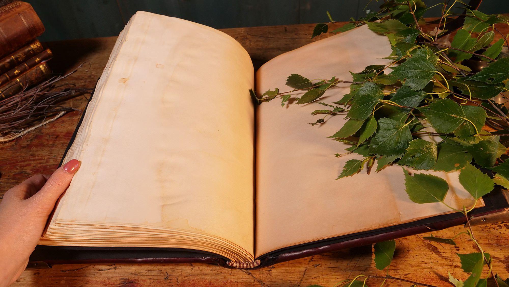 Come Fare Un Libro Delle Ombre Io Amo Gesù