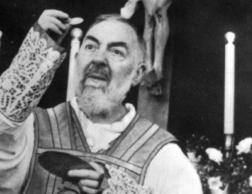 Kujitolea kwa Watakatifu: wazo la Padre Pio leo Novemba 24