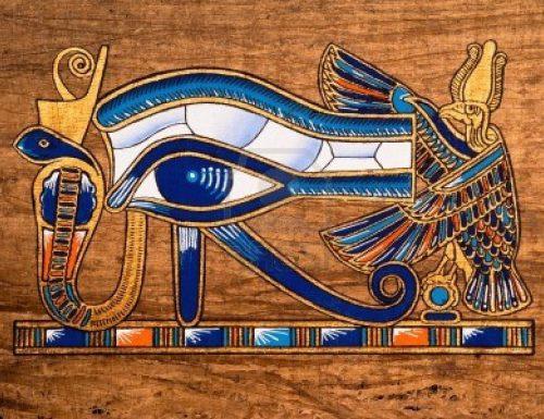 Mondo religione: Occhio di Horus, un antico simbolo egizio
