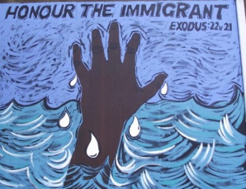 Cosa pensava Gesù dell'immigrazione?
