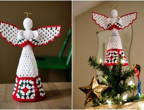 La storia e le origini degli angeli sull'albero di Natale