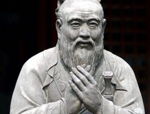 La vita e le filosofie di Confucio