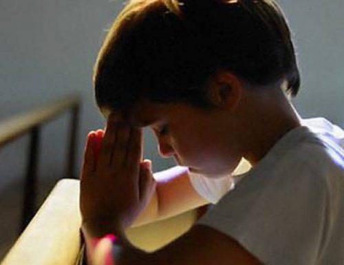E se la tua mente vaga nella preghiera?