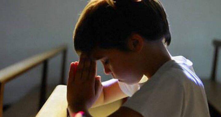 6 preghiere da insegnare ai propri bambini