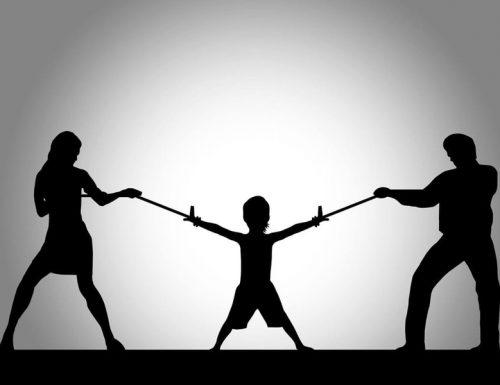 Famiglia: i genitori si separano, il pediatra che dice?