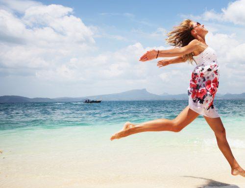I cinque comandamenti per costruire un'immagine di un corpo sano
