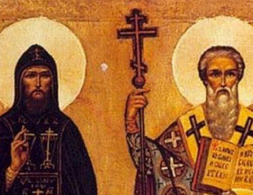 Vita dei Santi: Santi Cirillo e Metodio