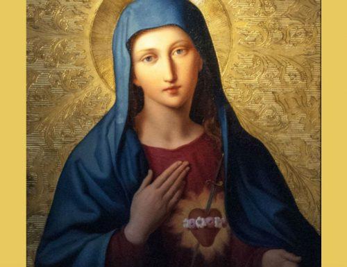 Devozione alla Madonna nel mese di Maggio: 29 Maggio