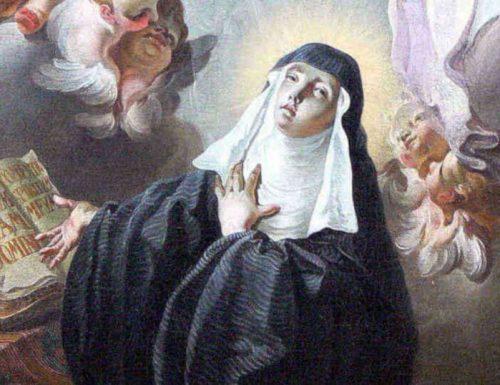 Vita dei Santi: Santa Scolastica