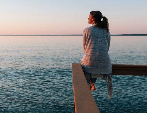 Lo scopo spirituale della solitudine