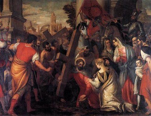 Quaresima: la Veronica e il suo atto d'amore verso Gesù