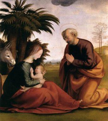 Vita dei Santi: San Giuseppe, sposo di Maria
