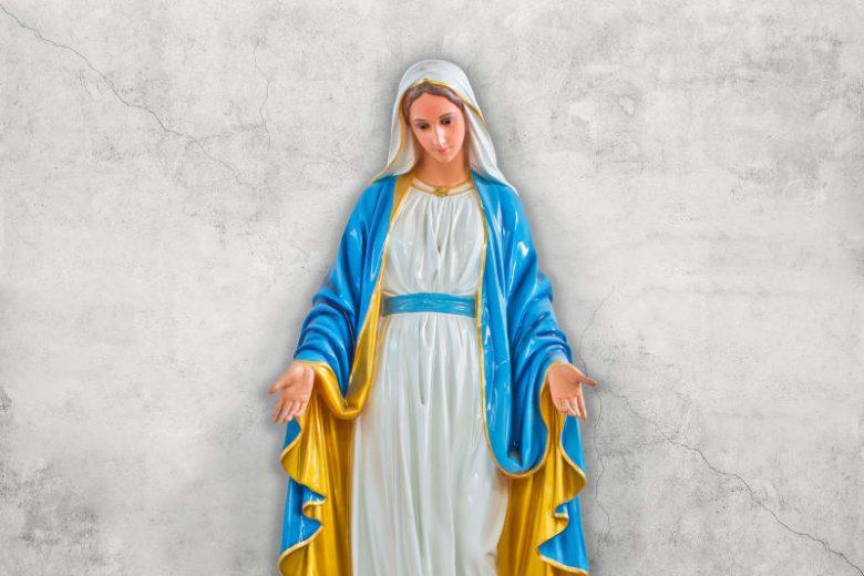 Messaggio dato dalla Madonna il 2 Aprile 2020