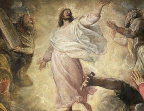 Mentre rifletti sul tuo peccato guarda la gloria di Gesù