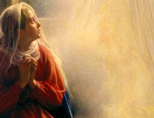 """Rifletti all'invito di Dio a dirgli """"si"""""""