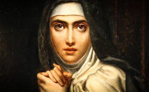 Alla ricerca di Dio nell'oscurità, 30 giorni con Teresa d'Avila