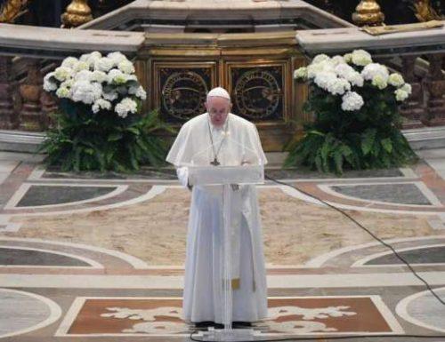 Papa Francesco passa alla marcia della riforma finanziaria in Vaticano