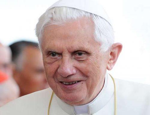 Nzukọ nke taa September 18, 2020 nke Benedict XVI