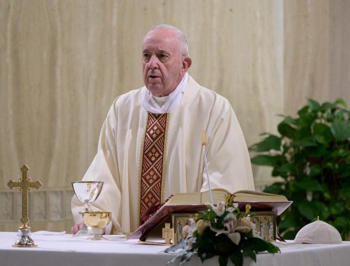 د نن انجیل د سپتمبر 9 د پوپ فرانسس د ټکو سره