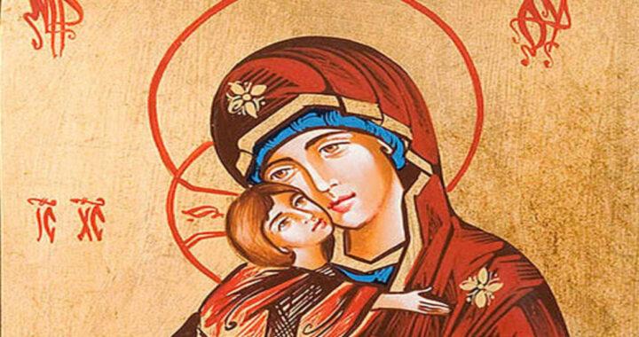 Roma: la Madonna si fa vedere nel cielo. Un segno di Dio