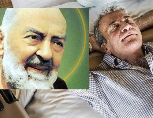 """Lodi: """"kama Padre Pio katika ndoto aliniambia ugonjwa wangu na sasa niko salama"""""""