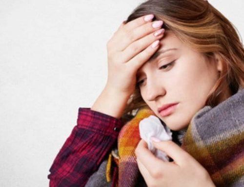 7 effetti collaterali dell'influenza che dovresti conoscere