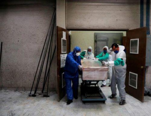 Il funzionario vaticano sostiene la giornata per ricordare le vittime del coronavirus