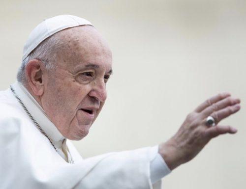 Papa Francesco affida la Cina alla Beata Vergine Maria