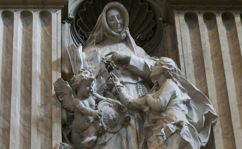 Santa Madeleine Sophie Barat,  Santo del giorno per il 29 maggio
