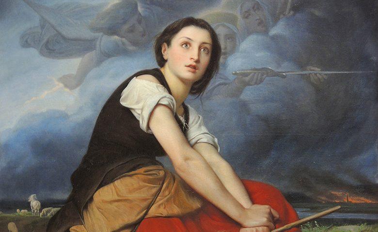 Santa Giovanna d'Arco,  Santo del giorno per il 30 maggio
