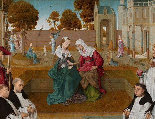 Visitazione della Beata Vergine Maria,  Santo del giorno per il 31 maggio