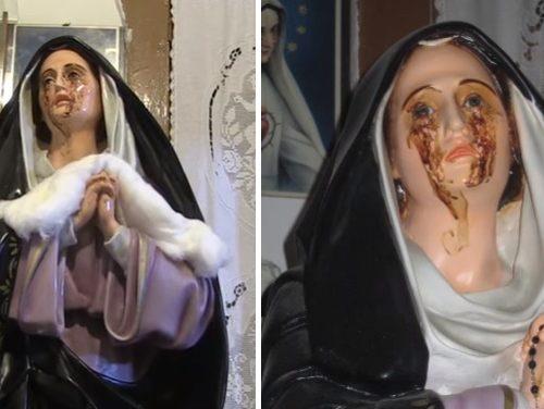Madonna di Giampilieri na-alaghachi anya mmiri: oge mbụ afọ iri atọ gara aga