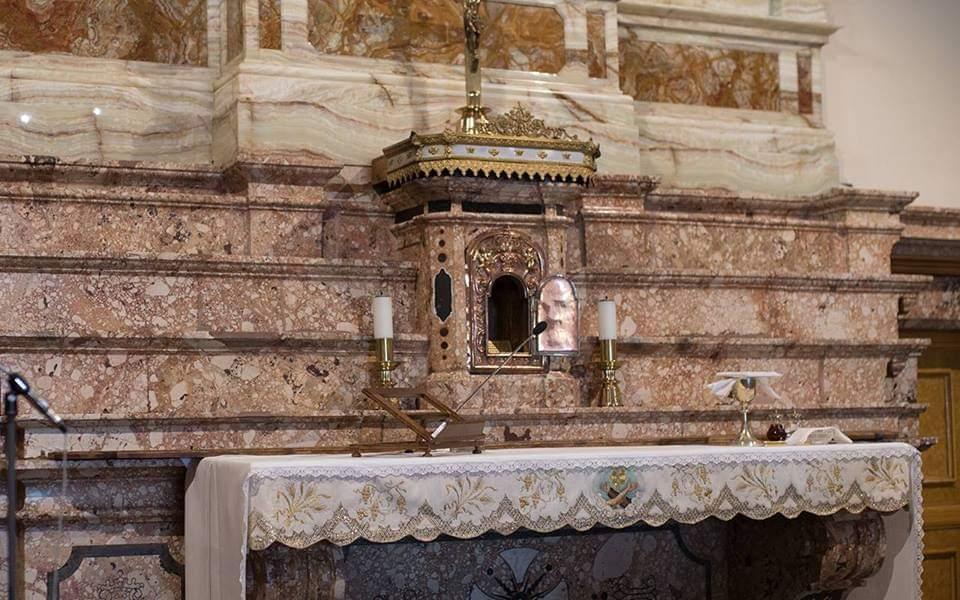 Apparso il volto di Padre Pio nella Chiesetta di San Giovanni Rotondo