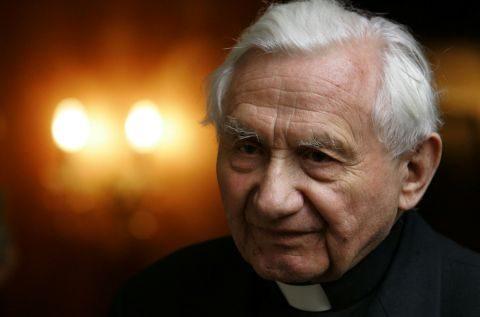 Muore a 96 anni Mons. Ratzinger, fratello del papa