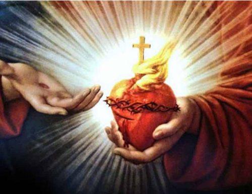 Побожност Пресветом Срцу Христовом: призиви благодати