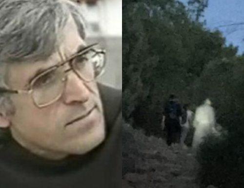 Medjugorje: Bapa Slavko melihat di gunung Salib. Foto