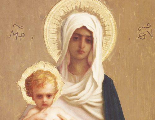Молитва Марији Пријатељица живота