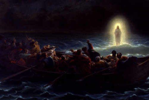 Rifletti, oggi, su qualunque cosa nostro Signore possa chiamarti a fare