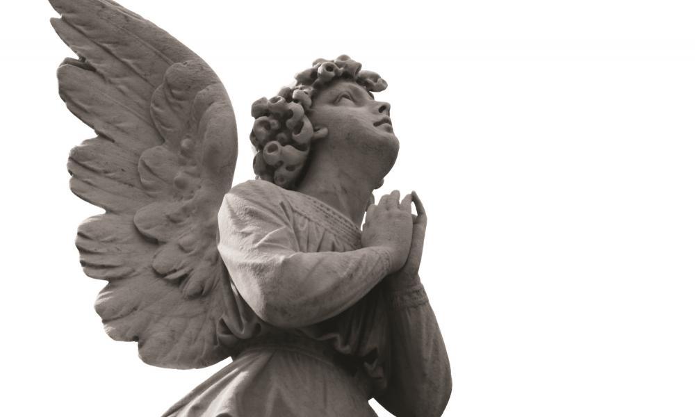 Diventeremo angeli quando andremo in Paradiso?