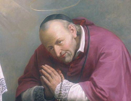1 अगस्त, सेंट'आलोनसो मारिया डे'लिकोरी के प्रति समर्पण