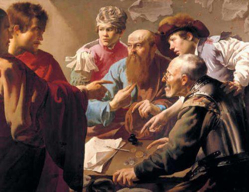 Rifletti, oggi, sulla tua disponibilità a imitare l'apostolo Matteo