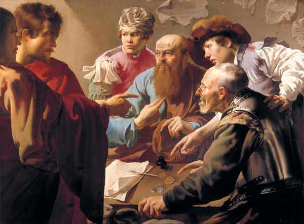 Размислите данас о својој спремности да опонашате апостола Матеја