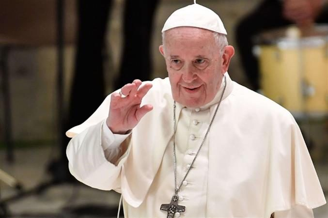 د نن انجیل د سپتمبر 11 د پوپ فرانسس د ټکو سره