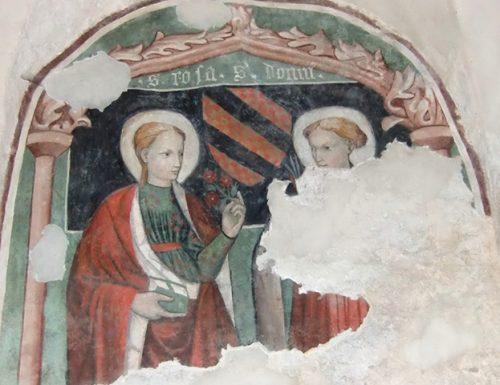 Santa da Viterbii S. diei in September 4th