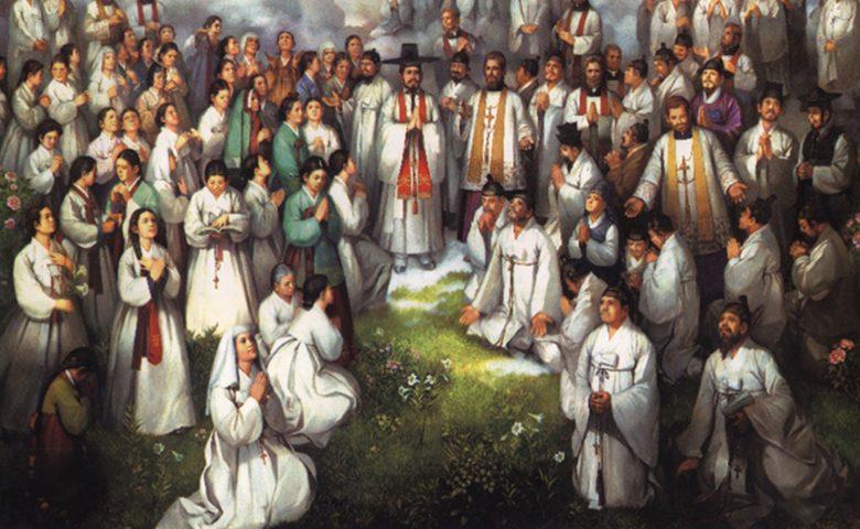 Свети Андрев Ким Таегон, Паул Цхонг Хасанг и Свети другови дана за 20. септембар